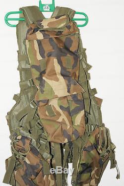 Armée Irlandaise Idf Webbing Assault Portant Plce Système Système Tactique