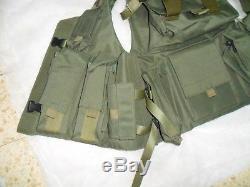 Armée Israélienne Actuelle Idf Vest Zahal Tactique Combat Made In Israël Livraison Gratuite