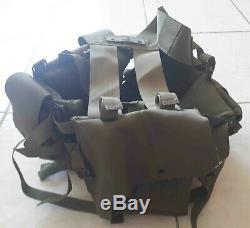 Armée Israélienne Tsahal Champ De Bataille M Chasse Réglable Éphod Gilet Hunter Hagor Nouveau