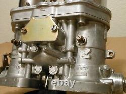 Authentique 44 Idf 71 Italien Weber Carburetor Vw Bug Bus Porsche 356 912 914 Datsun