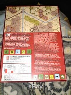 Avalon Hill Moderne Idf Box Ex