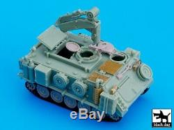 Blackdog Modèles 1/72 Defense Force M113 Israelien Fitter Résine Set Détail