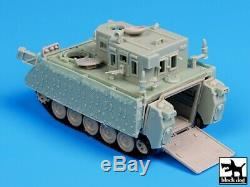 Blackdog Modèles 1/72 Defense Force M113 Israelien Kasman Résine Set Détail