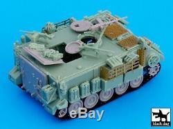 Blackdog Modèles 1/72 Defense Force M113 Israelien Vehicule De Commandement Résine Set Détail