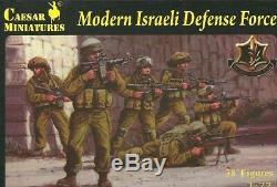 Caesar 057 Défense Moderne Israélienne Force Soldaten 172