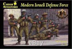 Caesar Miniatures 057 Forces De Défense Israéliennes Modernes 172