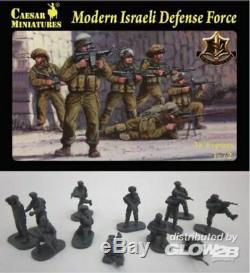 Caesar Miniatures H057 Neuzeit 1945 Bis Heute Défense Moderne Israélienne Force