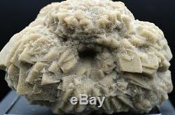 Calcite Var Sable-calcite 1745 Grammes Bellecroix, Fontainebleau, Idf, France