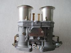 Carb Carburateur 40idf Avec Klaxon D'air Convient Pour Fiat Porsche Volkswagen Bug Beetle