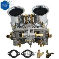 Carb Carburateur Moteur 2 Barrel Pour Weber 40 Idf Pour Bug Volkswagen Beetle Fiat