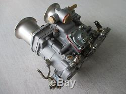 Carburant / Carburateur De 44idf Nouveau Avec Le Klaxon D'air Adaptent Pour Volkswagen Bug Porsche Bug Beetle