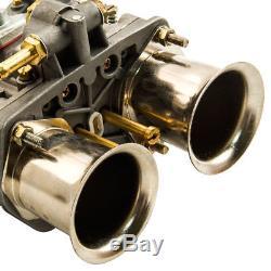 Carburateur 40idf Avec Des Klaxons D'air Pour Vw Beetle Bug Fiat Rep. Weber F11