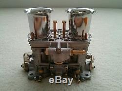 Carburateur 40idf Avec Échangeur D'air Et Corne De Filtre À Air Avec Pièces Weber
