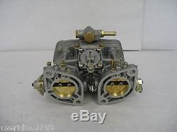 Carburateur 40mm Twin Choke 40 Idf Volkswagen, Fiat, Porsche Neuf