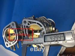 Carburateur 44idf Avec Le Klaxon D'air Pour L'insecte / Scarabée / Vwithfiat / Porsche