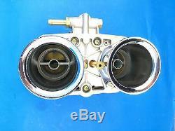 Carburateur 44idf Oem + Cornes De Remplacement Pour Solex Dellorto Weber Empi 44mm