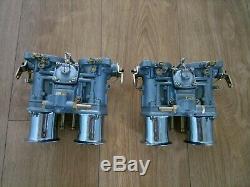 Carburateur De 48mm 48idf Webber Vertical