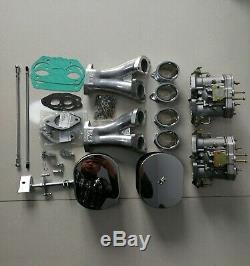 Carburateur Kit De Conversion De Glucides Pour Vw Type 1 Fajs Hpmx Weber 48 Idf Double 48idf