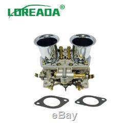 Carburateur Pour Volkswagen Beetle 40 Idf Weber 2 Baril Jaguar Porsche Carb 40mm