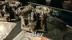 Carburateur Weber 40 Idf Carb Authentique