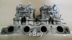 Carburateurs Weber 40 Idf Fiat 124 Sport Occasion