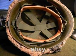 Casque, Couverture Et Paquebot Des Forces De Défense Israéliennes (fdi) Six Day War Yom Kippour