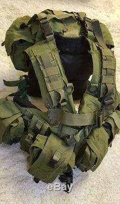 Champ De Combat Militaire Idf Gilet Tactique D'infanterie Zahal