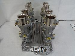 Chevy 283 327 357 Petit Bloc Weber 44 Idf Carburateur Conversion