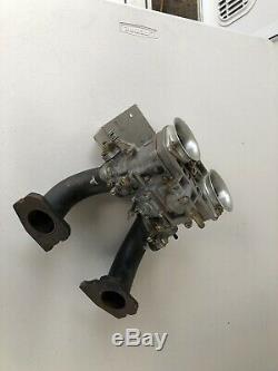 Classique Morris Leyland Mini Cooper S Weber Idf Contretirage Carburateur Carby