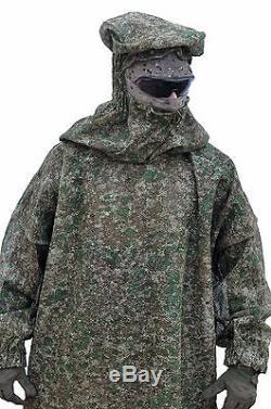 Combinaison Camouflage Idf 3 Parties Recto Verso, Couleurs Multicam / Marpat. Combinaison De Sniper