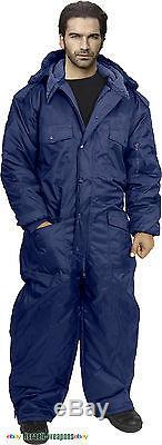 Combinaison Idf Hermonit Combinaison De Ski De Neige Ski Mens Froid Hiver Vêtements Gear Bleu