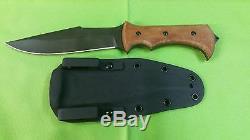 Couteau De Combat Couteau Idf Isak Swat Véritable Équipe Très Rare (plus De Production) 3