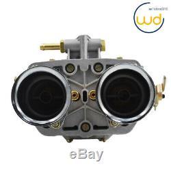 Cylindre Du Moteur 2 Du Carburateur Carb Pour Weber 40 Idf Pour Bug Volkswagen Beetle Fiat