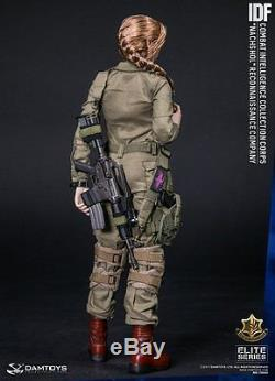 Dam Jouets 78043 1/6 Idf Combat Intelligence Collection Corps Nachshol