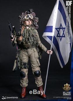 Dam Toys 78043 Nachshol 1/6 Corps De Collecte Des Renseignements De Combat De Tsahal