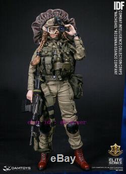 Damtoys 1/6 Dam78043 Israël Idf Nachshol Reconnaissance Company Action Figure