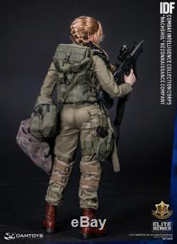 Damtoys 78043 1/6 Corps D'intelligence De Combat De La Fid Nachshol Reconnaissance Company