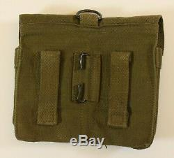 Défense Israélienne Force Early Mag Pouch Double Toile Idf