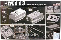Dragon 1/35 3608 Fdi M113 Transporteur De Personnel Blindé 1973 (la Guerre De Yom Kippur)