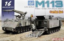 Dragon 3622 1/35 Idf M113 Ajusteurs / Véhicule De Réparation Sur Site Chata'p Neu