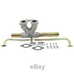 Empi 43-5208 Collecteur D'admission Pour Carburateur Unique Weber 40-44-48 Idf