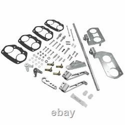 Empi 43-5230 Dual Carb Linkage Vw Type 1 Withweber Idf Ou Empi Hpmx Carbs