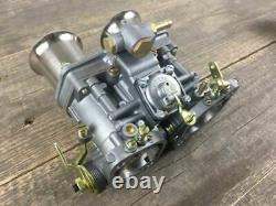 Ensemble (2x) 44 Idf 71 Weber Carburettor Twin Vw Beetle Porsche 356 912 914