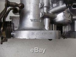 Ensemble De (2x) 36 Carburants Idf Weber Biocarburant Vw Coccinelle Bogue Vw 356 912 Original