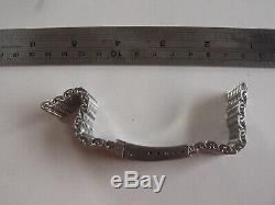Eterna Kontiki Super Idf 1973 Original Vintage De Bracelet En Maille À Terre