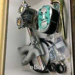 Fajs Carb Kit 40idf 40mm Film Encreur Pour Vw Beetle Bug Unique 40 Idf Econ Carburetor Kit