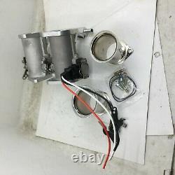 Fajs Corps D'accélérateur Injection 50idf 50mm Efi Pour Empi Weber Dellorto Carb Tps