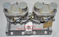 Fiat 124 1,6 2x 40 Idf 13/15 Weber Vergaser Neu Nouveau Stock