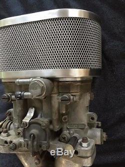 Filtre À Air Weber Idf Carburateur 90 Vented Beetle Vw Bus KG Porsche Knecht Style