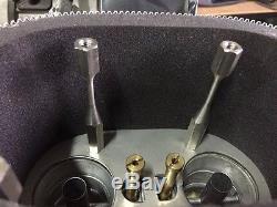 Filtre À Air Weber Idf Pour Weber Idf Carburateur Noir Vintage Speed carreraparts